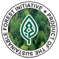 Product Of The Sustainable Forest Initiative
