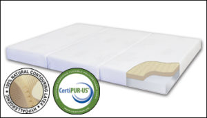 Stowaway New Yorker Special Order Latex Mattress