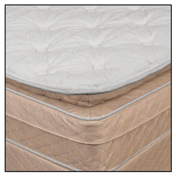Comfort Craft 4500 Digital Air Bed Close-Up Corner