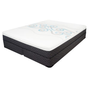 Freedom-Air Fusion Digital Air Bed Featuring Internal Pump