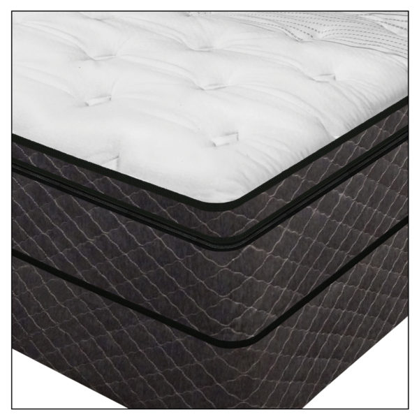 Luxury Support Harmony Air Bed Corner Image