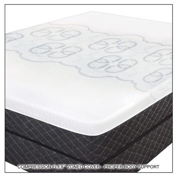 Digital Air Bed Close-Up