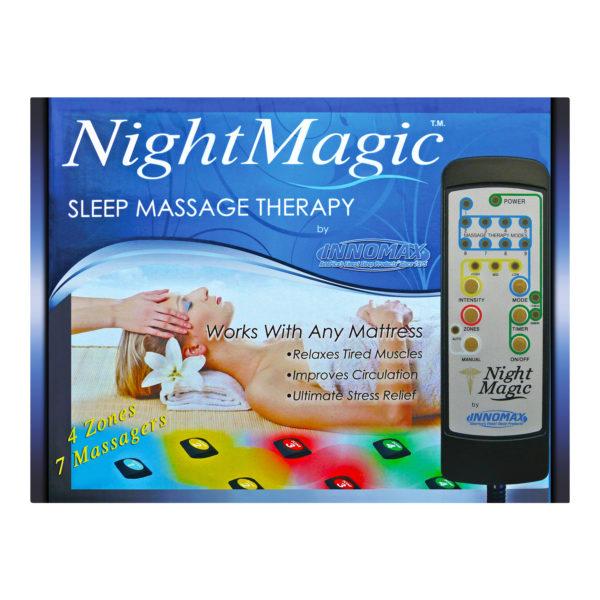 Night Magic Massager Box 1