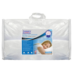Angel Silk Contour Pillow 1
