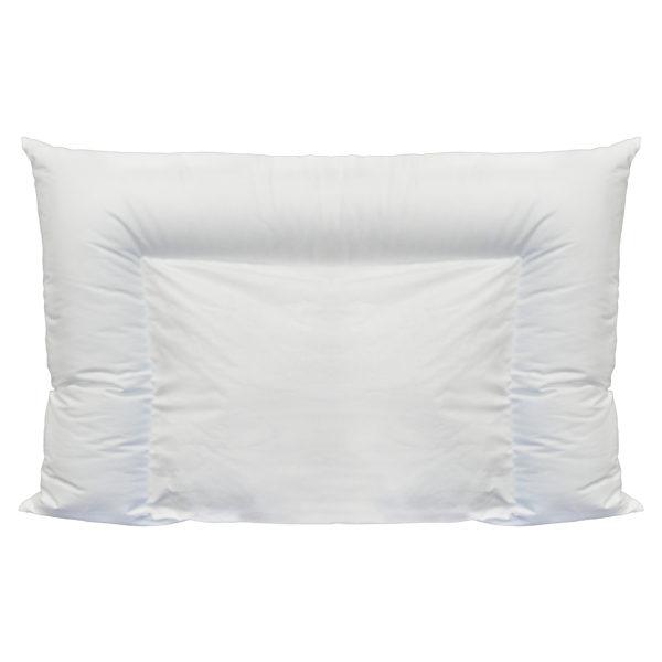 Angel Silk Crescent Pillow 2