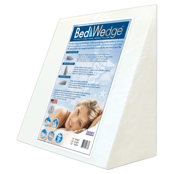 Bed Wedge Multi-Functional Pillow 1