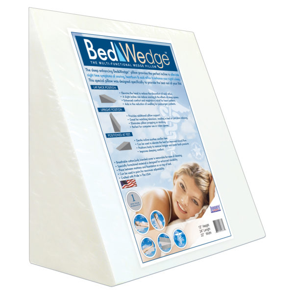 Bed Wedge Multi-Functional Pillow 2