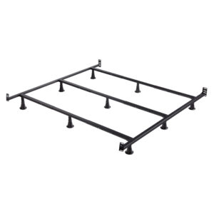 9-LQKW-FB Metal Bedframe