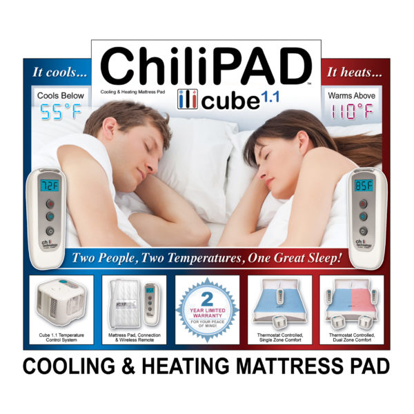 Chili Pad Mattress Pad 2