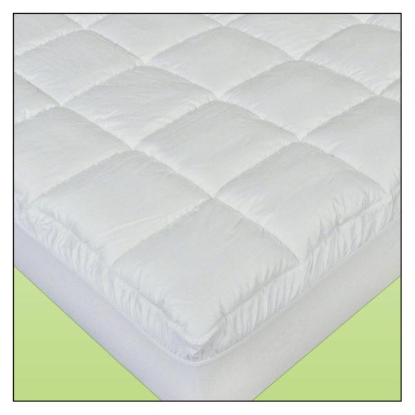 Cotton Plush Mattress Pad 3