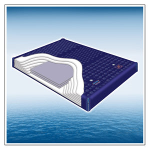 Luxury Support LS 7300 Watermattress
