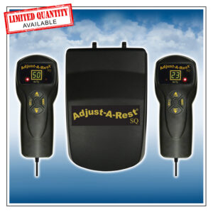 Adjust-A-Rest Super Quiet Digital Air Inflator