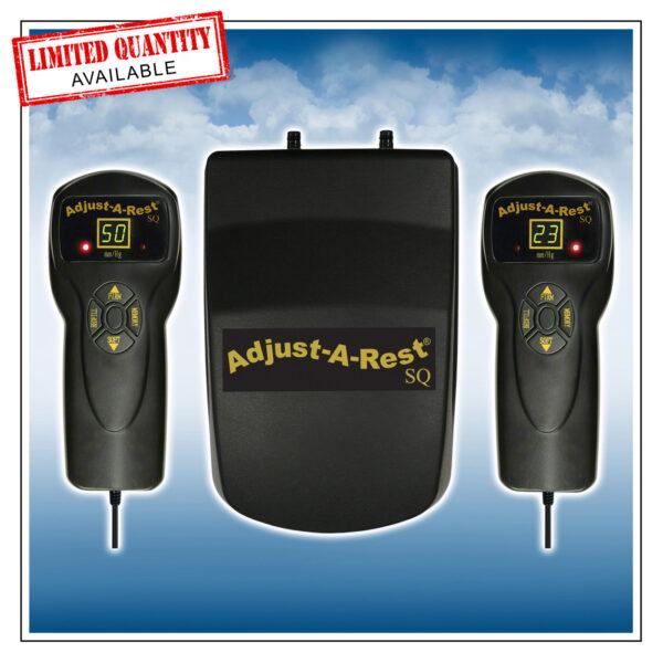 Adjust-A-Rest Super Quiet Digital Air Inflator