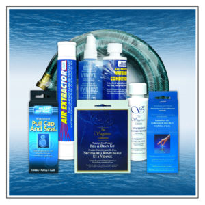 Blue Magic Waterbed Care Products