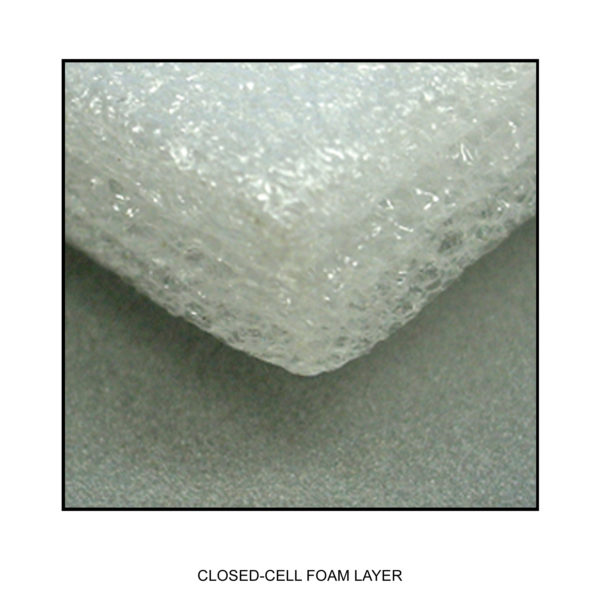 Closed Cell Foam Layer
