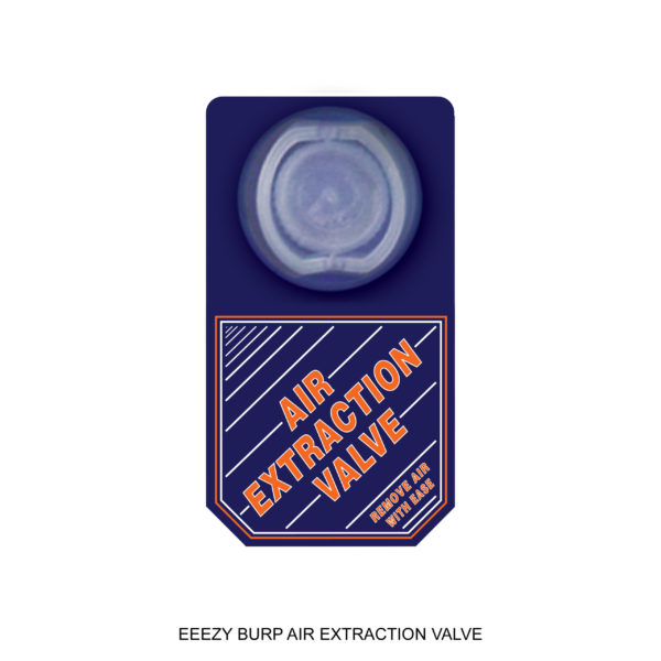 Eeezy Burp Air Extraction Valve