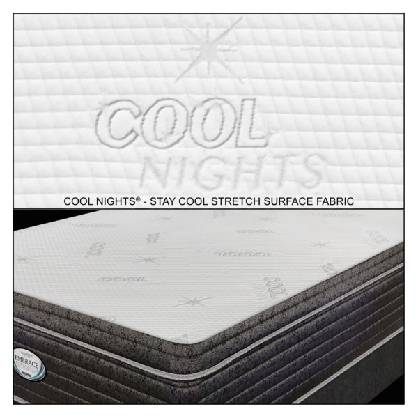 Embrace Cool Nights® Cover