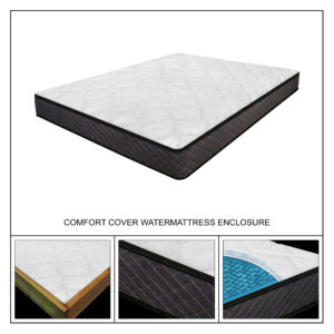 Essence II Plush Top Comfort Cover (Watermattress Enclosure)