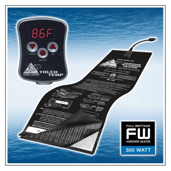 Touch Temp Full Watt Heater