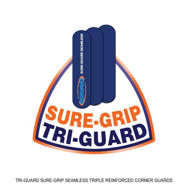 Tri-Guard Sure-Grip Seamless Triple Reinforced Corner Guards