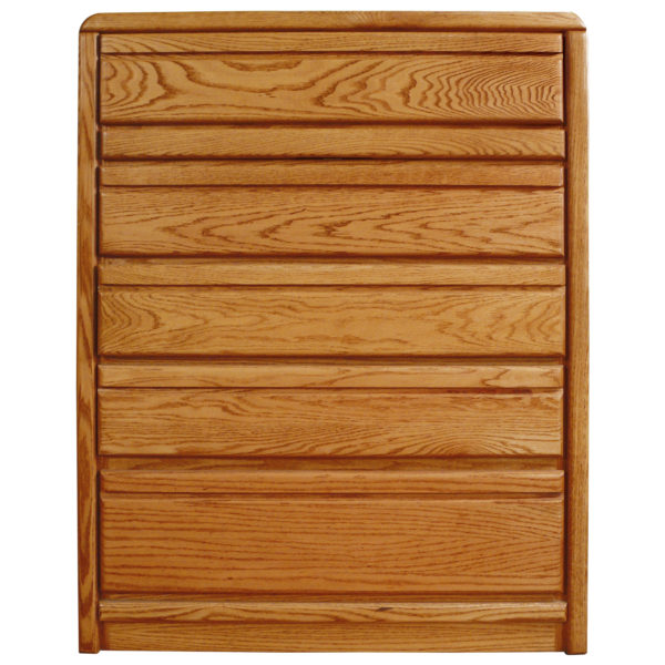 InnoMax Oak Land La Jolla Jewelry Chest