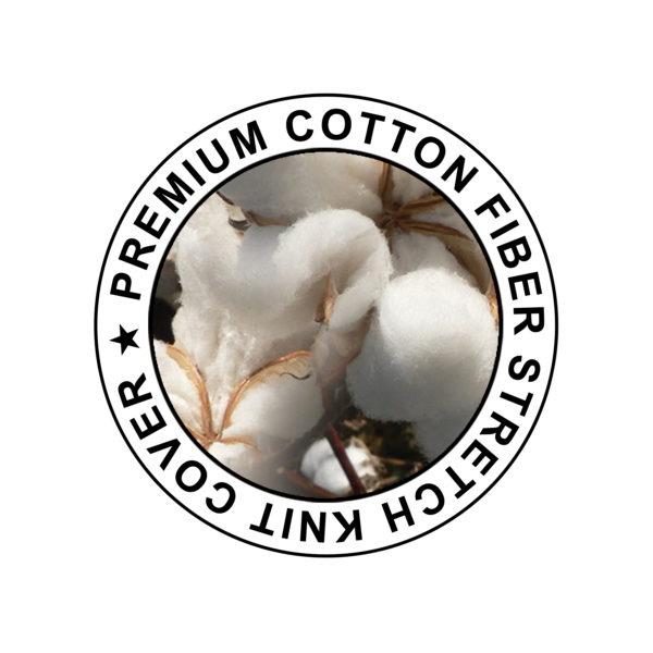 Comfort Craft 4500 Cotton Fiber Blend Pillow Top