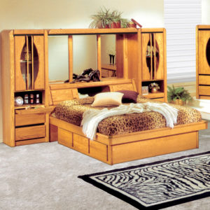 InnoMax Oak Land Matrix Collection Bedroom Furniture