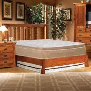 InnoMax Oak Land Mission Creek Bedroom Furniture