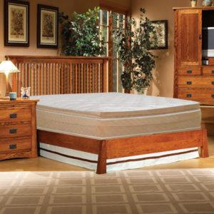 InnoMax Oak Land Mission Creek Bedroom Furniture