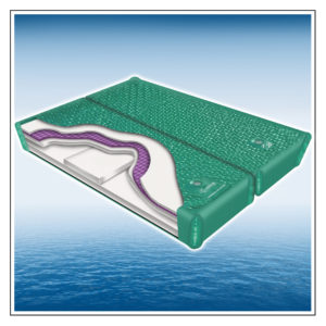 Deep Fill DG850 Dual Watermattress Chamber