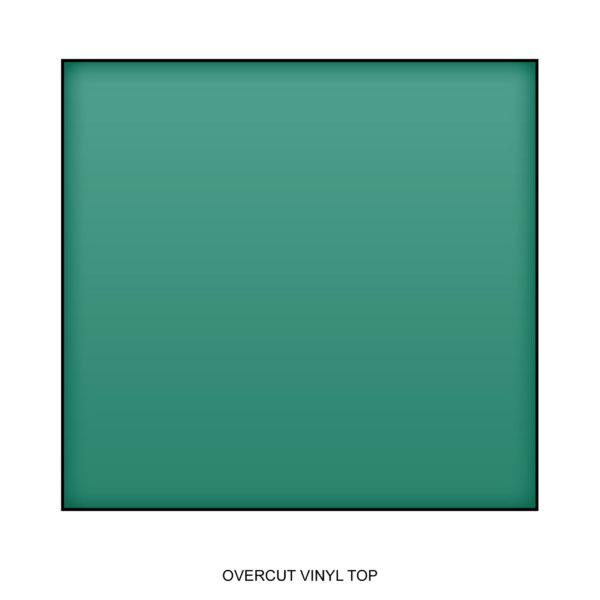 Overcut Vinyl Top