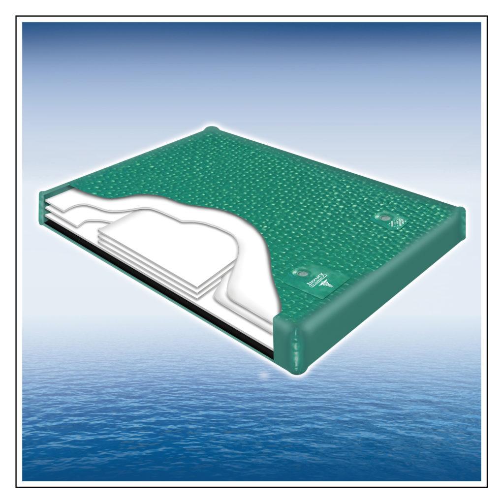 Luxury Support 174 700 Series Watermattress Innomax