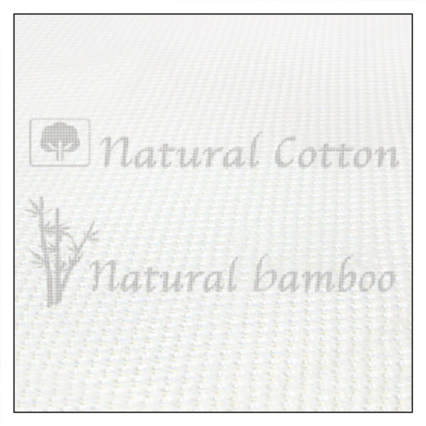 Natural Cotton & Rayon Made From Bamboo Cover