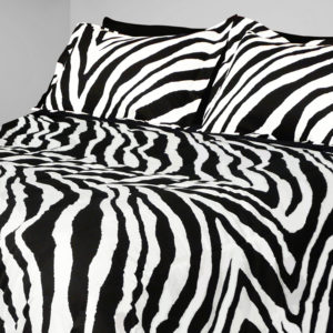 Zebra 200 Thread Count Convert-A-Fit Sheets