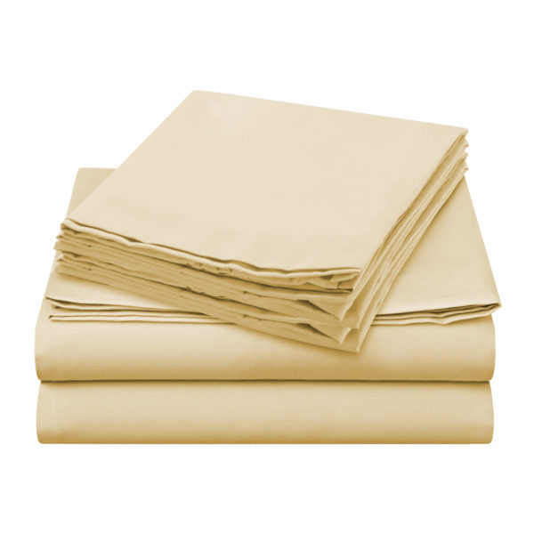 Solid 300 Thread Count Extra Deep Pocket Sheets