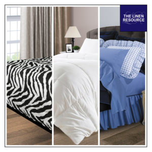 200 THREAD COUNT PRINT, SOLID & REVERSIBLE DOUBLE STUFFED COMFORTERS