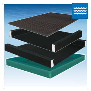 SOFTSIDE FLUID SUPPORT COMPONENTS AND REPLACEMENT PARTS