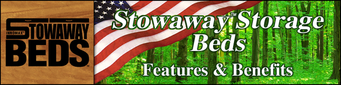 Stowaway Features And Benefits Banner
