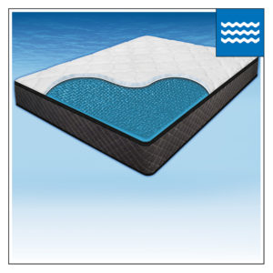COMFORT COVER WATERMATTRESS ENCLOSURE
