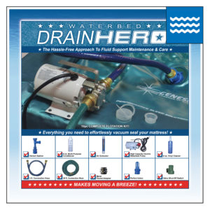 WATERBED DRAIN HERO™