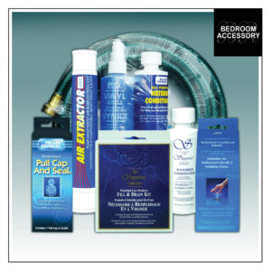 BLUE MAGIC® WATERBED CARE PRODUCTS