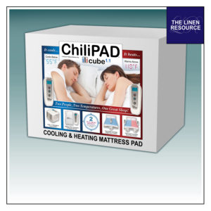 CHILIPAD CUBE 1.1 - COOLING AND HEATING MATTRESS PAD