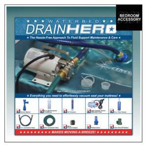 WATERBED DRAIN HERO™