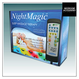 NIGHT MAGIC™ SLEEP MASSAGE THERAPY