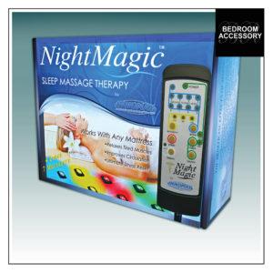 NIGHT MAGIC™ SLEEP MASSAGE THERAPY