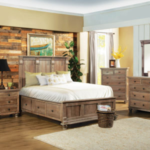 ATHENS COLLECTION BEDROOM FURNITURE