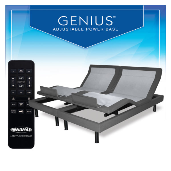 Genius Adjustable Power Base