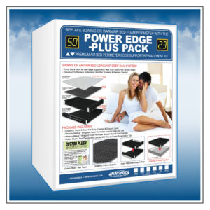 Power Edge Plus Pack Air Bed Restoration Kit Main Image
