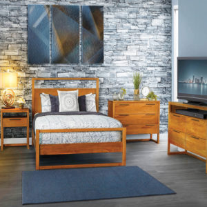 TOUCHSTONE COLLECTION BEDROOM FURNITURE