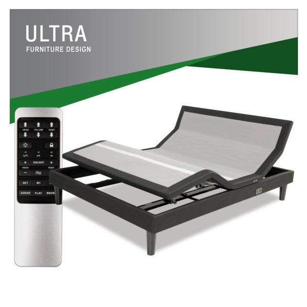 Ultra Adjustable Power Base